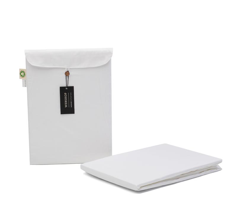 Sx One Kuvertlagen Økologisk White