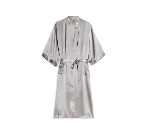 Carpe Diem Mulberry Silke Kimono Weathered Gold