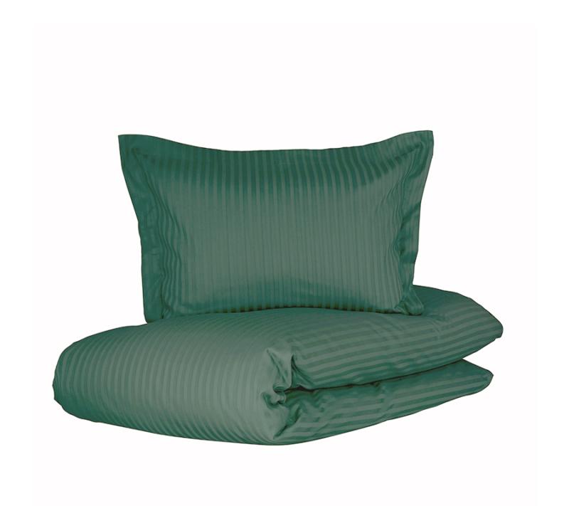 Borås cotten Harmony sengetøj smoke green