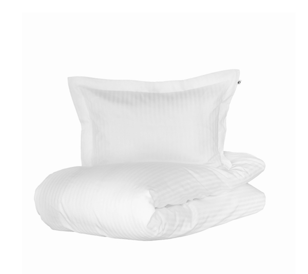 Borås cotten Harmony sengetøj white