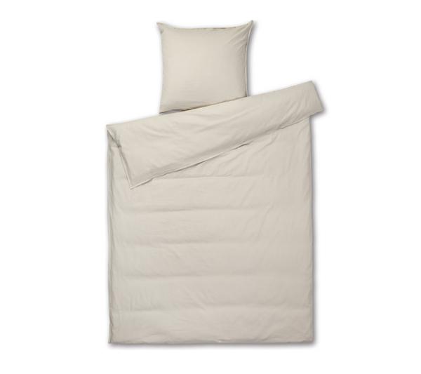 JUNA Monochrome sengetøj Sand