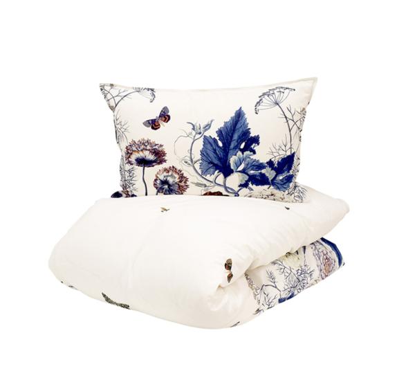 Turiform Botanica sengetøj blå