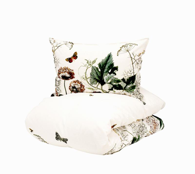 Turiform Botanica sengetøj grøn