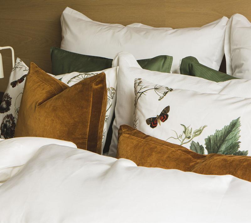 Turiform Botanica sengetøj miljøbillede